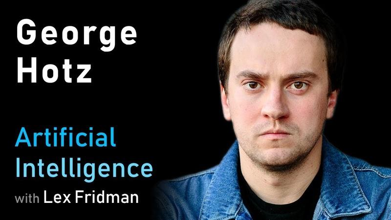 George Hotz OpenPilot and Autonomous Vehicles Artificial Intelligence AI Podcast