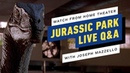 Jurassic Park Live QA Watch-Along w/ Actor Joseph Mazzello