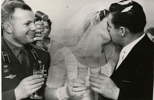 Свадьба Валентины Терешковой и Андрияна Николаева, 3 ноября 1963го года, Москва