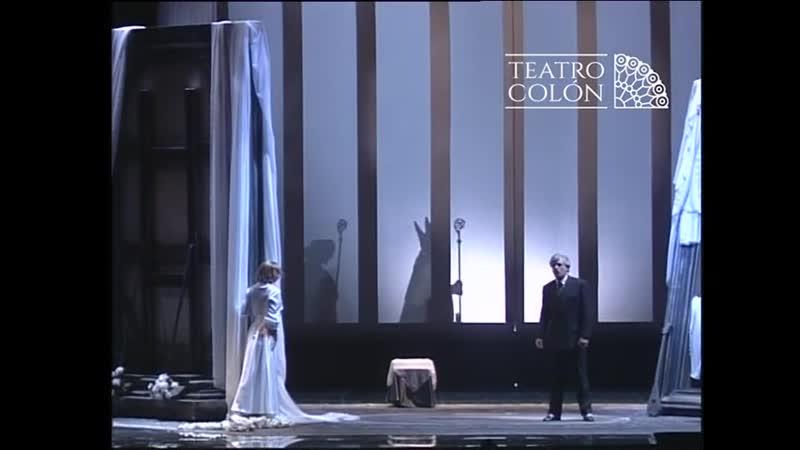 Korngold Die tote Stadt Teatro Colón Stefan Lano Conductor 1999