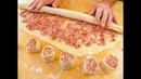 Завариваем тесто, Заворачиваем начинку и Заливаем соусом / Вкуснейшие рецепты Другой Кухни