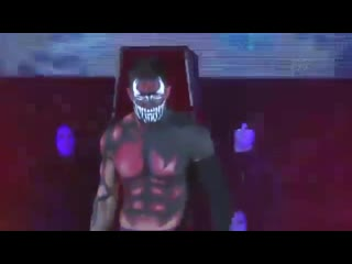 Prince Devitt Bullet Club tribute