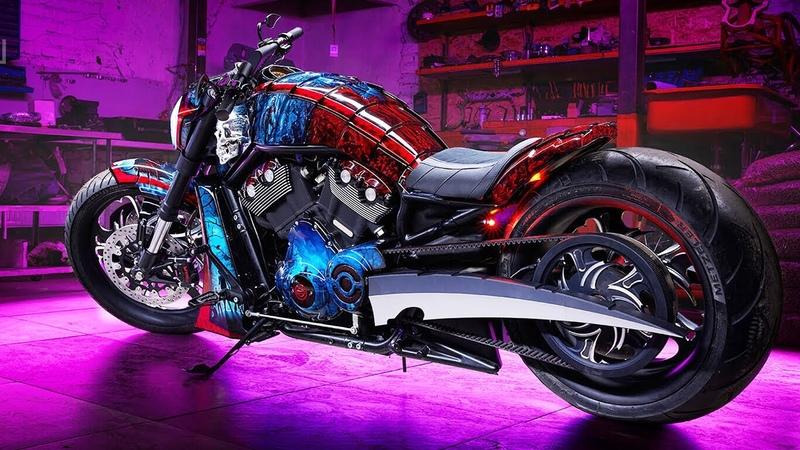 Шедевры Мотовесны 2021! Мотоциклы, которые удивляют...