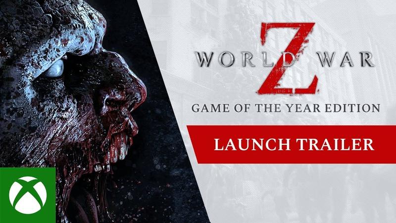 World War Z - GOTY Edition Launch Trailer