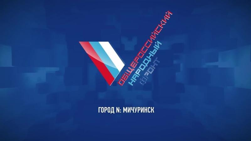 ОНФ выявил в Мичуринске Тамбовской области сомнительные закупки на 978 млн рублей