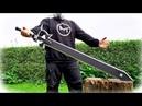 Casting Kirito´s Elucidator Sword Art Online