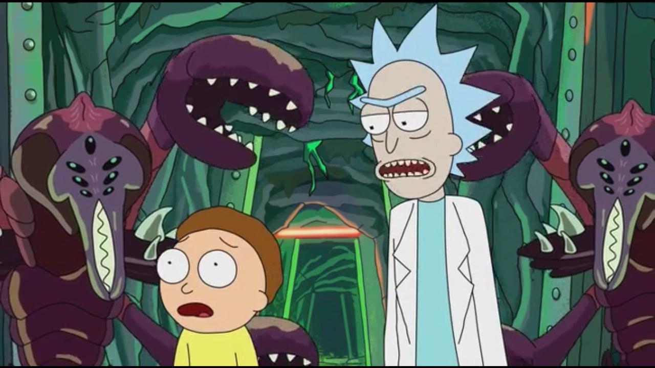 Рик и Морти 1 сезон с субтитрами и озвучкой  смотреть бесплатно на сайте rusubcartoons.ru