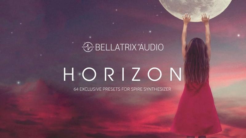 Bellatrix Audio - HORIZON. Collection Presets For Spire Synthesizer (Soundset Demo)