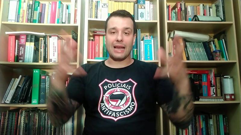 Fatos graves demonstram que estamos em um Estado Fascista: a utiliza o do MPF por Moro e Bolsonaro
