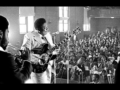 BB King Called This His Best Live Performance