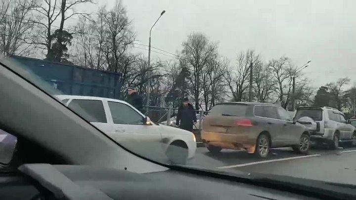 Тест-драйв в Санкт-Петербурге обернулся краш-тестом