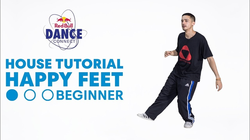 Raza House Tutorial 4 | Happy Feet Beginner | Danceproject.info