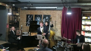 Arseny Vladimirov Quartet Nothing Can Change This Love I Have For You (LIVE at ESSE JAZZ CLUB)