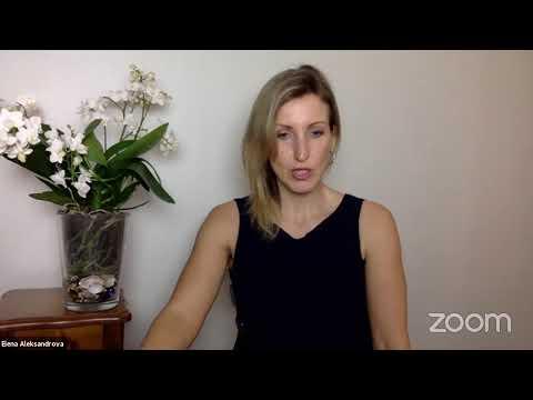 Elena Aleksandrova's Zoom Meeting
