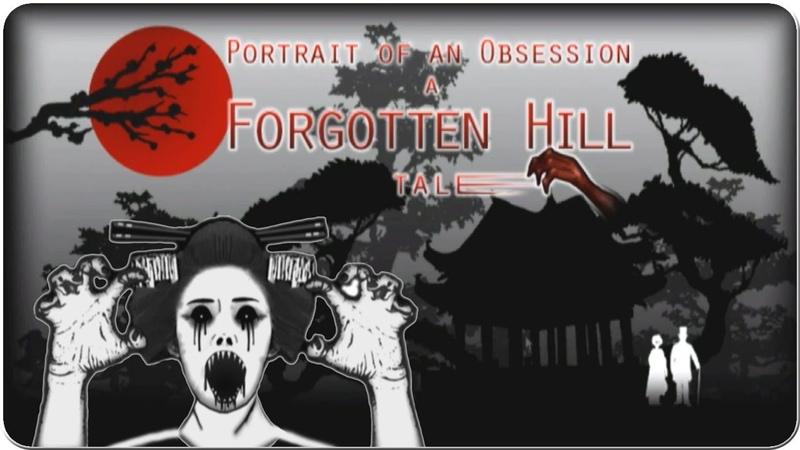 Забытый холм Сказка о навязчивой картине Portrait of an Obsession A Forgotten Hill Tale