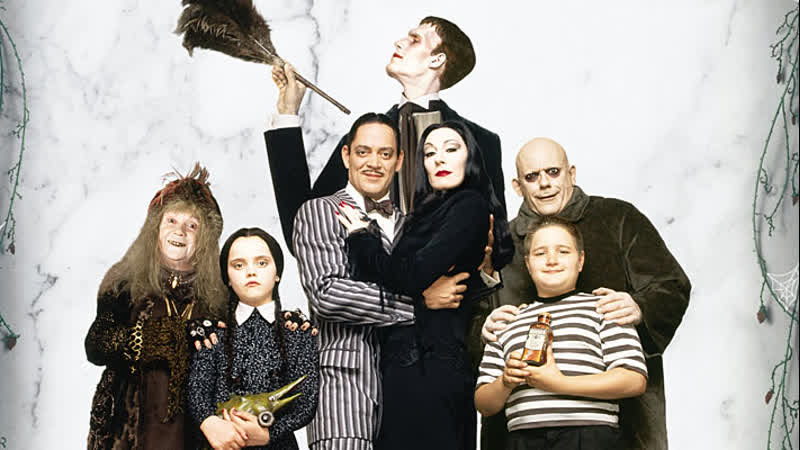 GoodMovie | Семейка Аддамс (1991) (The Addams Family)