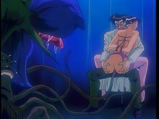 Injuu Kyoushi(Ангел Тьмы) - 02 RUS озвучка SCEN (Хентай,hentai, bdsm,бдсм, rape,изнасилование, тентакли, монстры, лезби)