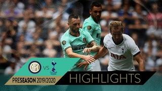 TOTTENHAM 1-1 INTER (3-4 pen) | HIGHLIGHTS | 2019 International Champions Cup