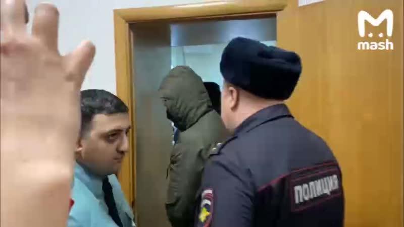 Первого полицейского причастного к делу Ивана Голунова арестовали на два месяца