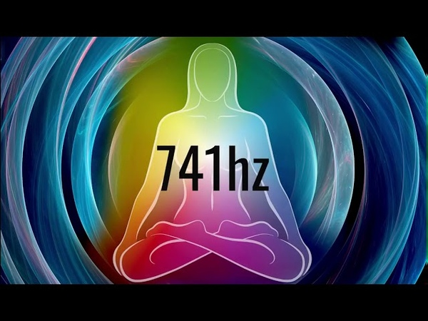 741 HZ Ⓥ Очищение от инфекций бактерий вирусов грибов Ⓥ Избавление от токсинов эл излучений