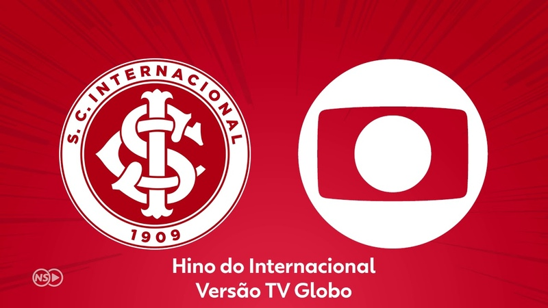Hino do Internacional - Globo SP