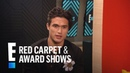 Riverdale Star Charles Melton Talks Reggie Recast E Red Carpet Award Shows