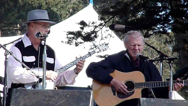 Doc Watson and David Holt Shady Grove HSB 2009 смотреть онлайн без регистрации