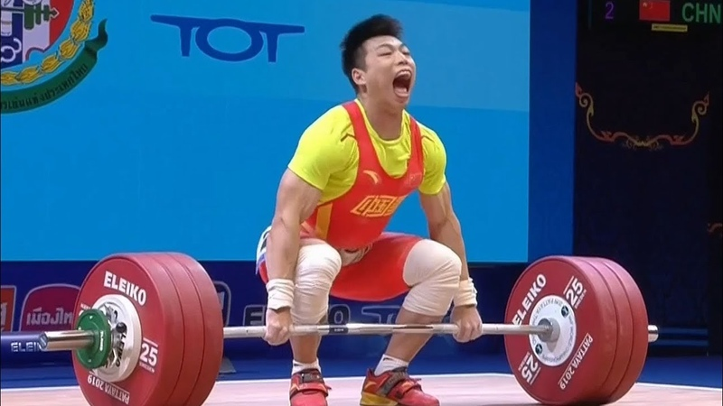 M 67kg A - 2019 Weightlifting World Championships