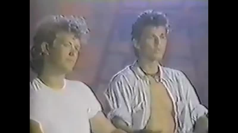 A-ha - Making Of I've Been Losing You - Rock N Roll Evening News 1986