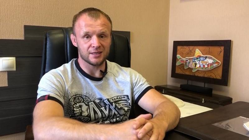 ЛИЧНОЕ МНЕНИЕ: Александр Шлеменко - Я против вакцинации от коронавируса! / Русский боец ММА / ШТОРМ