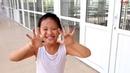 Chị Silent Sea đưa Gia Linh đến trường mới rèn cho Gia Linh những kĩ năng cần thiết của HS Tiểu học