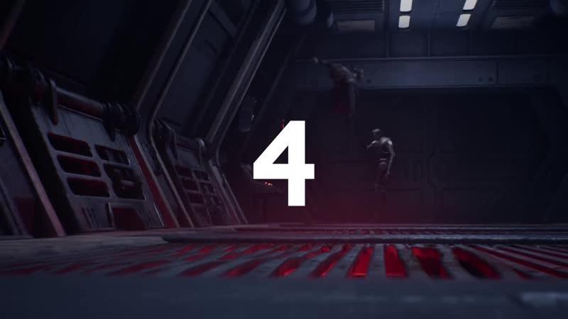 4 days until Fallen Order