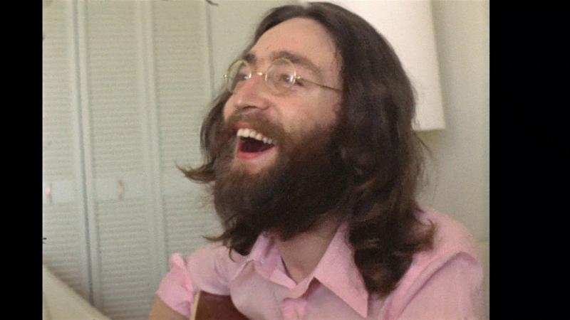 Oh Yoko John Lennon Yoko Ono 4K Sheraton Oceanus Hotel Freeport Bahamas 25 May 1969