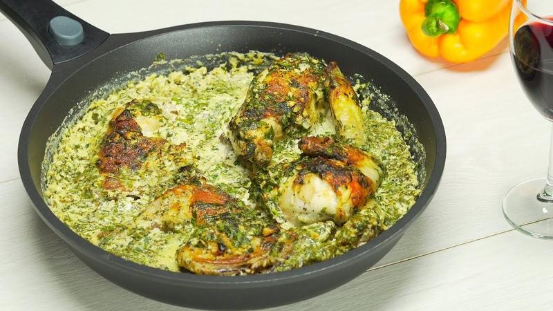 Чкмерули Грузинская кухня Рецепт от Всегда Вкусно