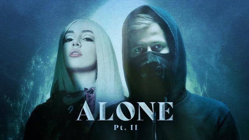 Alan Walker Ava Max - Alone, Pt. II