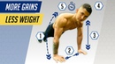 How To Build Muscle WITHOUT Lifting Heavier 5 Science-Based Hacks