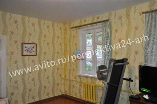 купить 1-комнатная Архангельск Ярославская 83