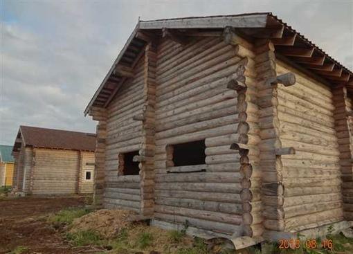 дом в области
