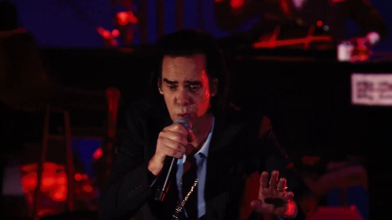 Nick Cave The Bad Seeds - Red Right Hand - Live in Copenhagen