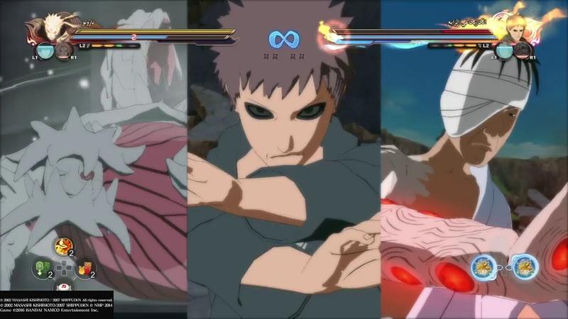 ناروتو شيبودن عاصفة النينجا النهائي 97 Naruto Shippuden Ultimate Ninj
