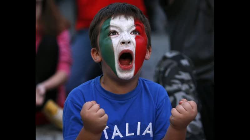 Футбол. Италия u21 - Исландия u21