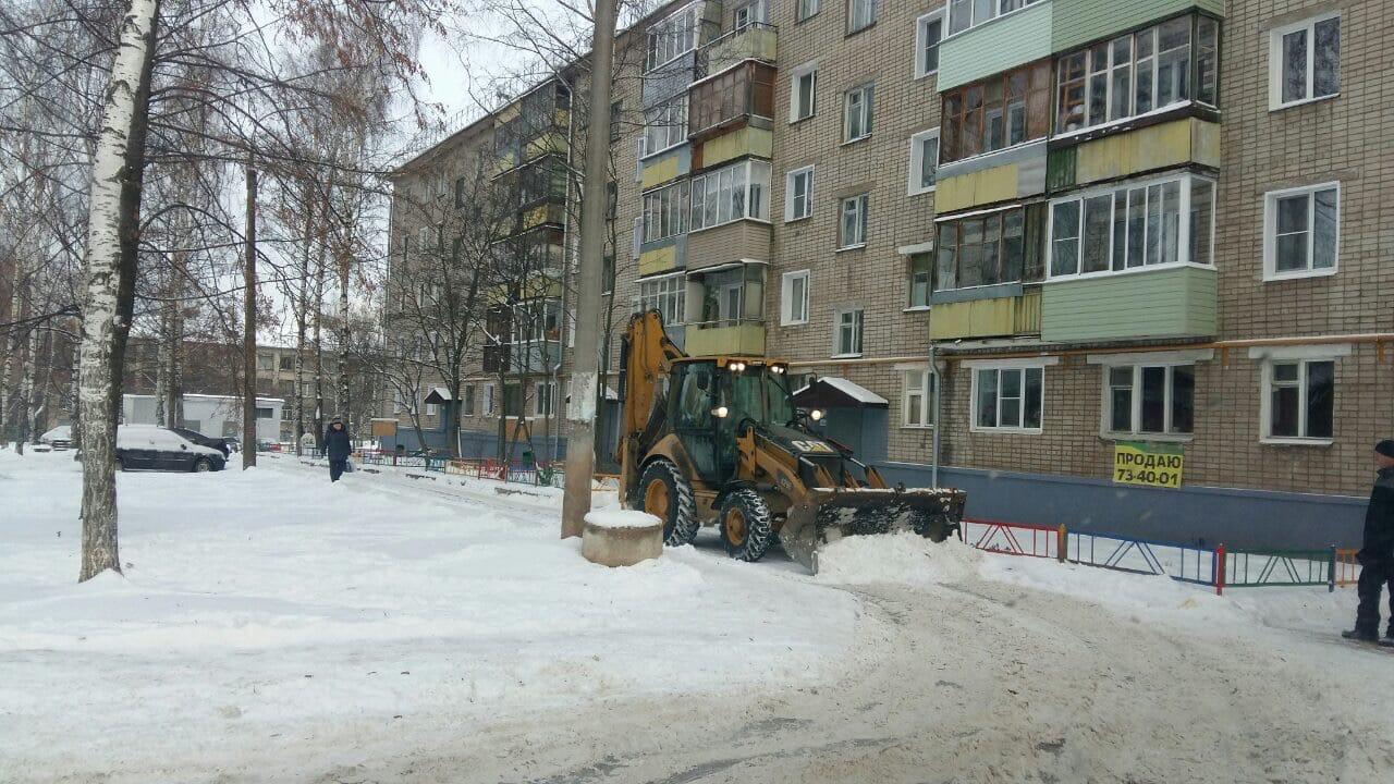 Улица Монтажников дом 28 и дом 30