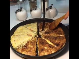 Как вам такой завтрак Кто готовил
