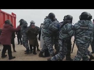 Казанский Мини Шиес будет построен !!! Полицейские начеку и не позволят !!!