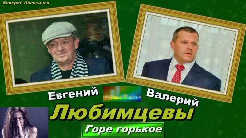 Евгений и Валерий Любимцевы Горе горькое