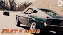 Gas Monkey's Chase Scene from the Movie Bullitt Fast N' Loud