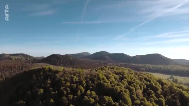 Des Volcans Et Des Hommes - Auvergne, Les Mystères Des Géants Endormis