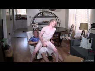 [raunchy bastards] creeper casting – cock hungry twink takes it raw