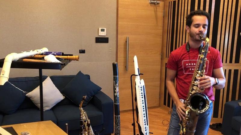 Raghav Sachar 16 instruments in 6 minutes Full Video Raghav Sachar Latest Instrumental Mix