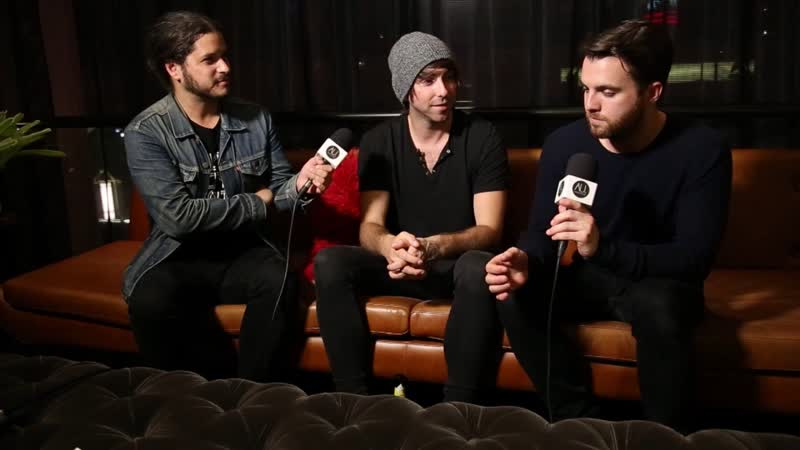 All Time Low's Rian Alex on Fueled By Ramen attracting new fans with Last Young Renegade